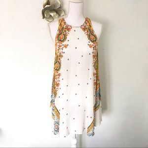 Free People Intimately NWOT Boho Tunic Dress